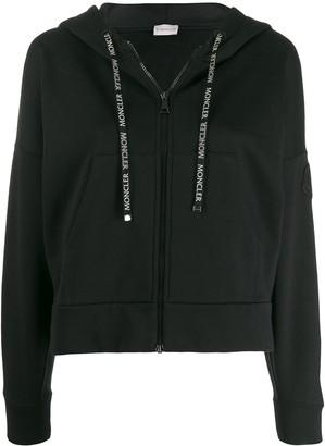 Moncler zip up hoodie