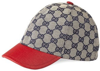 Gucci Kids Children's Original GG cap