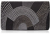 Nina Mabreem Studded Convertible Clutch