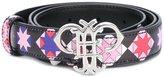 Emilio Pucci printed belt