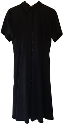 Brooks Brothers Black Cotton Dress for Women