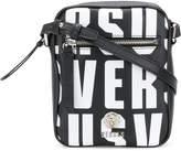 Versus logo printed shoulder bag