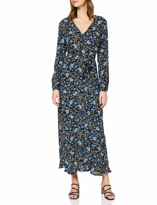 Y.A.S Women's Yasthistle Ls Ankle Dress Ft S