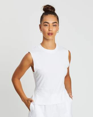 Nude Lucy Bailey Tie Back Tank