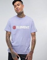 Element Blazin T-shirt With Large Logo