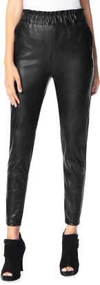 Joe's Jeans The Paperbag Leatherette Pants