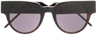 SO.YA Emanuel round frame sunglasses
