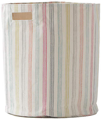BEIGE Rainbow Stripe Kids' Hamper Pehr