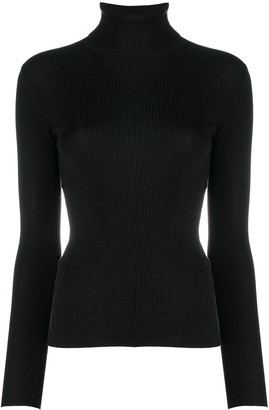 IRO Roll-Neck Fitted Jumper