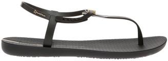 Ipanema Desires Black Sandal