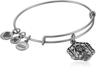 Alex and Ani Joan of Arc Bangle Bracelet