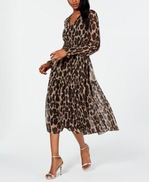 Taylor Chiffon Maxi Dress