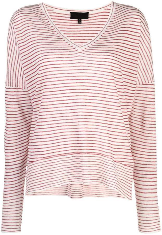 Nili Lotan knitted sweatshirt