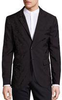 John Varvatos Wool-Blend Versatile Jacket