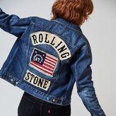 Levi's x Rolling Stone Ex-Boyfriend Trucker Jacket