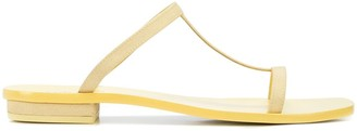 Cult Gaia Ines T-bar sandals