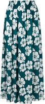 Simonetta Ravizza Gabri floral print maxi skirt