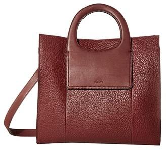 Vince Camuto Beck Tote (Noir) Handbags
