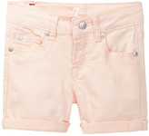 7 For All Mankind Roll Cuff Short (Little Girls)