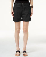 INC International Concepts Cuffed Shorts, Only at Macy's