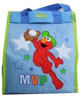 Sesame Street AD Sutton Elmo Baby Diaper Bag Tote Blue