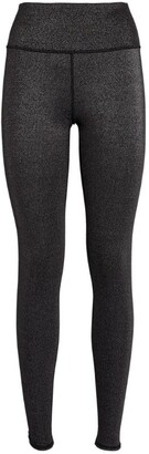 Alo Yoga Glitter High-Waist Leggings