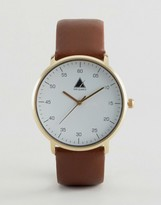 Asos Watch In Minimal Design
