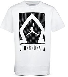 Jordan Boys' Diamond Graphic Tee - Big Kid