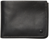 Rip Curl Italian Leather Rfid All Day Wallet Black