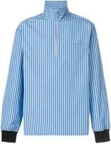Marni zip placket shirt