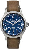 Timex Expedition Mens Tan Leather Strap Watch TW4B01800 Family