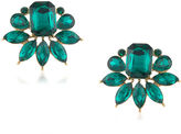 Trina Turk Stone Cluster Button Earring