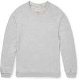 Rag & Bone Slim-Fit Mélange Cotton T-Shirt