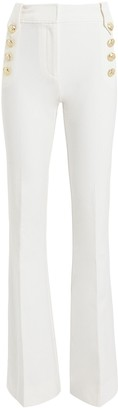 Derek Lam 10 Crosby Robertson Flared Sailor Trousers