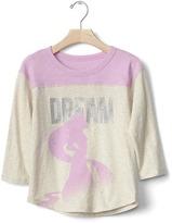 Gap babyGap | Disney Baby embellished colorblock tunic