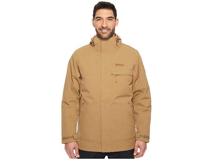 Columbia Catacomb Crest Interchange Jacket Men's Coat