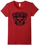 CBGB Skull T- Shirt