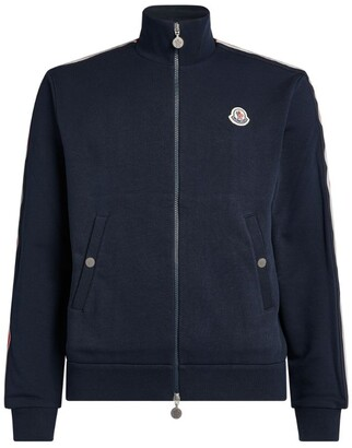 Moncler Zipped Logo Jacket