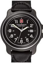 Victorinox Men's Original Extra Large Nylon Strap Watch, 43mm