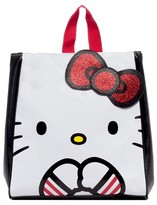 Hello Kitty Girls' Mini Backpack - Red/Black/White