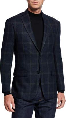 Michael Kors Men's Kanan Plaid Sport Coat