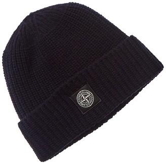 Stone Island Wool Knit Hat