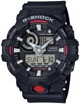 G-Shock Combi Black Resin Strap Watch