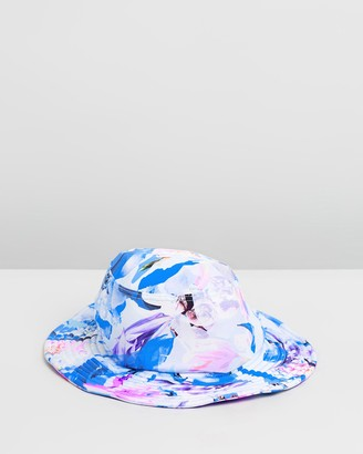 Aqua Blu Kids Magnolia Lycra Hat - Babies
