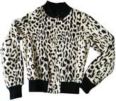 agnès b. Beige Wool Jacket for Women