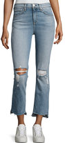 Rag & Bone 10-inch Stove Pipe Denim Jeans