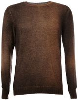 Avant Toi faded effect jumper - men - Cashmere - M