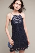 Lucy Paris Poisat Sequined Halter Dress