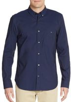 7 For All Mankind Regular-Fit Cotton Oxford Sportshirt