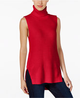 Calvin Klein Jeans Turtleneck Tunic Sweater